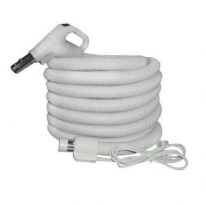 "1 1/4"" X 30' Plastiflex 24/110 Volt Switch and Swivel"