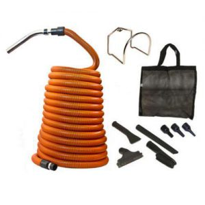 Central Vac Car Care Deluxe Kit with 50' Hose