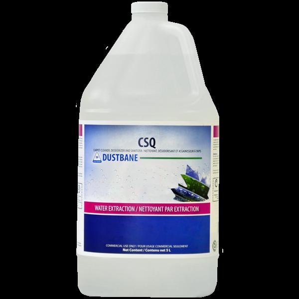CSQ Carpet Cleaner Deodorizer Sanitizer 5 Litre