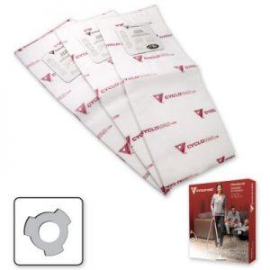 Cyclo Vac GS200 High Efficiency Bags - 3 Pack