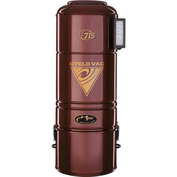 Cyclo Vac H715 BI Canister 655AW
