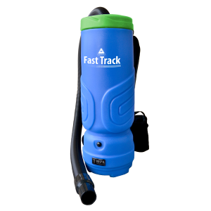 Dustbane Fast Track Backpack Vacuum
