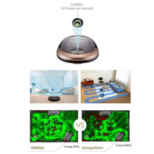 Iclebo Omega Robot Vacuum Cleaner 5