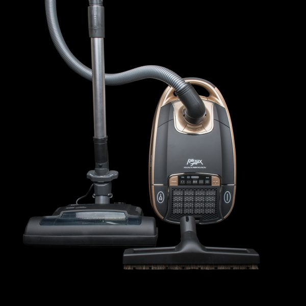 JV X-clusive Large Canister Vac With Power Nozzle