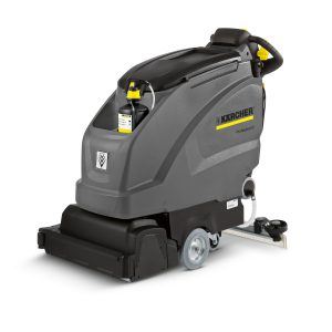 Karcher B40 Scrubber with Roller and Sweeper