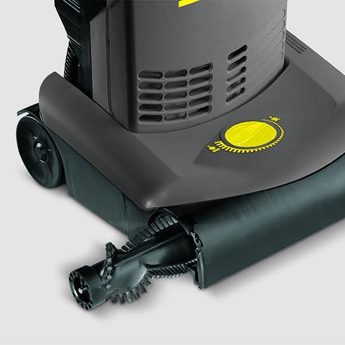 Karcher CV 38/1 Commercial Upright Brush-Type Vacuum 3