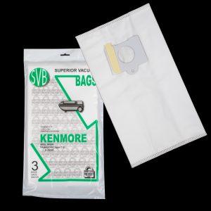Kenmore Canister HEPA Dustlock Bags - 3 Pack