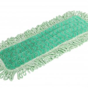 """Microfiber Dry Dusting and Cleaning Flat Mop 18"""""""