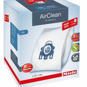 Miele G/N HEPA Dust Bags - 8 Pack