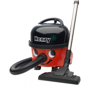 Numatic Henry Canister Vacuum Single Speed