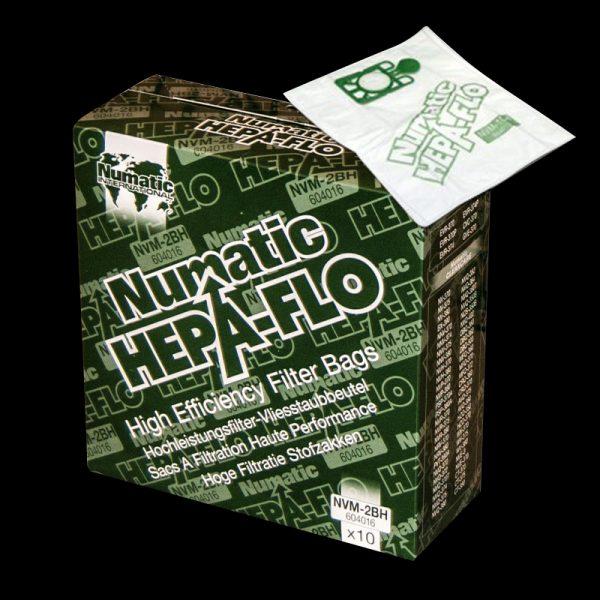 Numatic NCV-2BH HEPA Vacuum Bags NCV-2BH 10 Pack – large