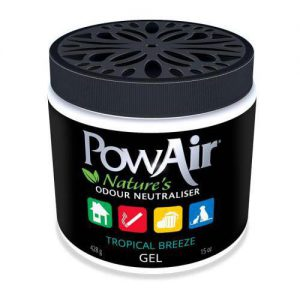 Powair 15oz Neutralizer Gel - Tropical Breeze