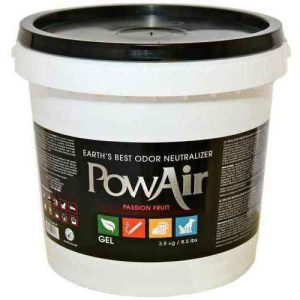 Powair 4 Litre Pail Neutralizer Gel Refill - Tropical Breeze