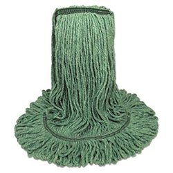 Synthetic Looped End Wet Mop with Narrow Band 20 oz