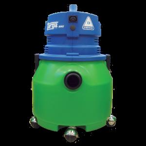 Targa 990 Wet/Dry Canister Vacuum