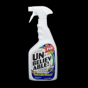 Unbelievable Food Protein and Beverage Pro Stain and Odor Remover 32oz