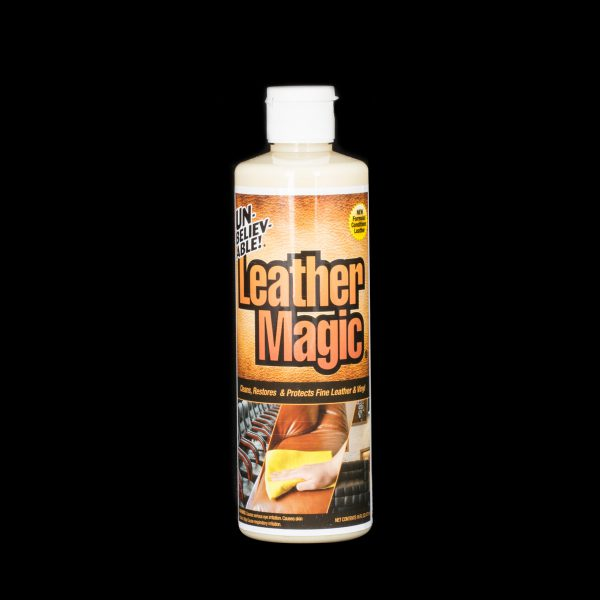 Unbelievable Leather Magic Stain Remover for Leather and Vinyl 16oz